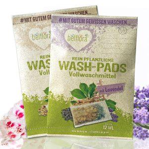 Bio Waschmittel von belflora