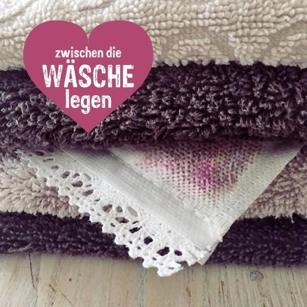 Rosen Sachets Rosenduft für Deine Wäsche