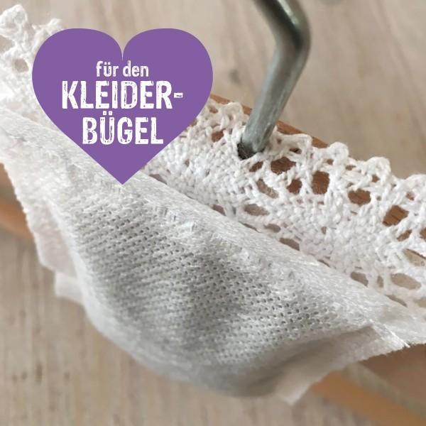 Lavendel Duft im Kleiderschrank