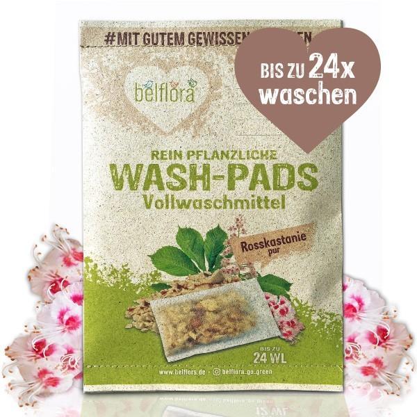 Waschmittel ohne Chemie Rosskastanie pur für 24 Waschladungen