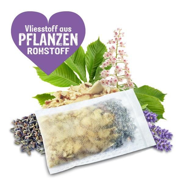 Ökologisches Kastanien-Waschmittel mit Lavendel