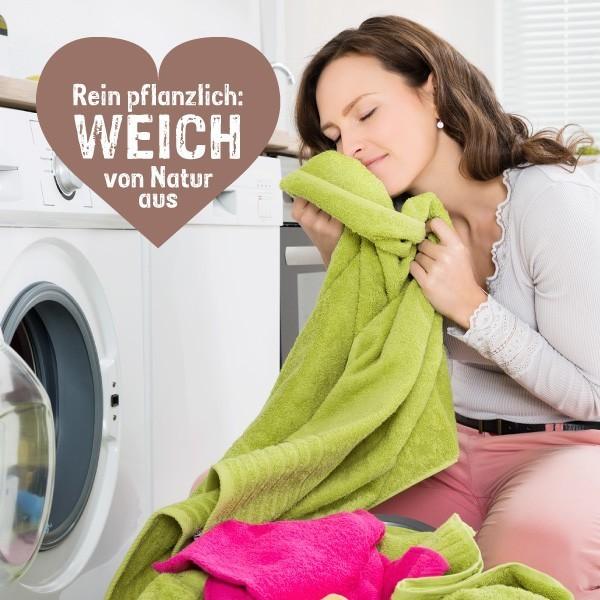 Kastanien Waschmittel Rosskastanie für weiche Wäsche